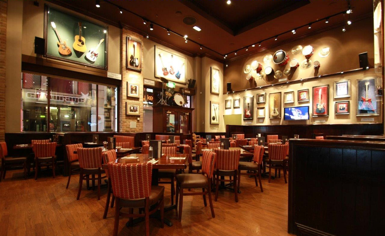 operation management at hard rock cafe The hard rock hotel & casino atlantic city 2016, the trump taj mahal hotel and casino was shut down the hard rock cafe over its years of operation—1990.