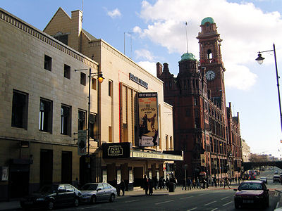 Manchester Restaurants Near The Palace Theatre